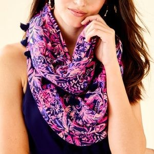 Lilly Pulitzer Infinity Loop Scarf Swing of Things